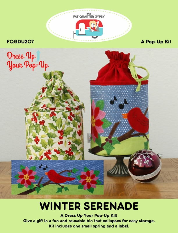 Christmas Pop Up Kit